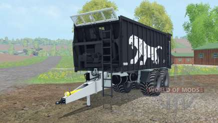 Fliegl Gigant ASW 268 Panther for Farming Simulator 2015