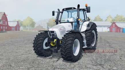 Hurlimann XL 130 added wheels for Farming Simulator 2013