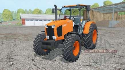 Kubota M135GX 2012 for Farming Simulator 2015