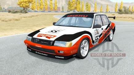 Ibishu Pessima 1988 Super Touring v2.0 for BeamNG Drive