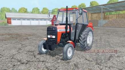 Ursus 3512 front loader for Farming Simulator 2015