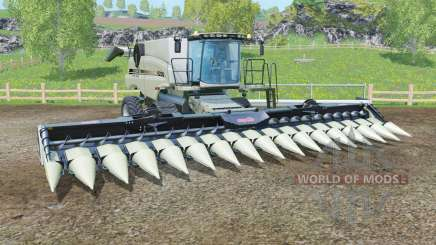 Case IH Axial-Flow 9230 with headers for Farming Simulator 2015