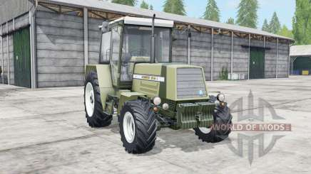 Fortschritt Zt 323-A more options for Farming Simulator 2017