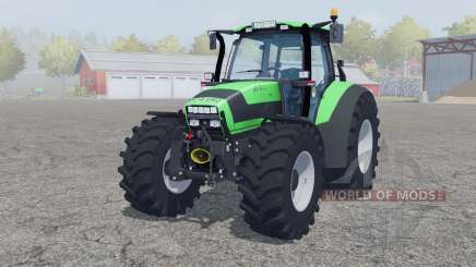 Deutz-Fahr Agrotron 1145 TTV animated element for Farming Simulator 2013