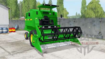 SLC 6200 islamic green for Farming Simulator 2017