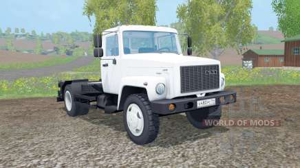 GAZ-33098 for Farming Simulator 2015