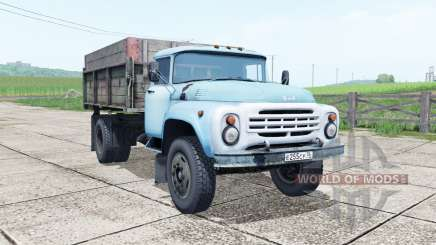 ZIL-130B 4x4 for Farming Simulator 2017