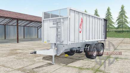 Fliegl TMK 266 Bull mercury for Farming Simulator 2017