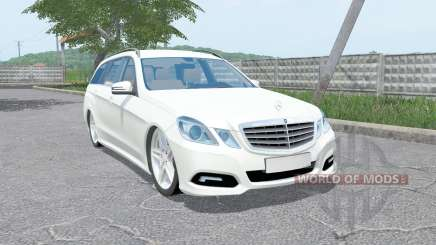 Mercedes-Benz E 350 Estate (S212) 2009 for Farming Simulator 2017