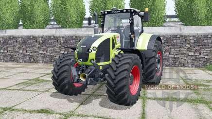 Claas Axion 960 for Farming Simulator 2017