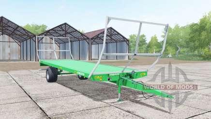 Joskin Wago ST8000 for Farming Simulator 2017