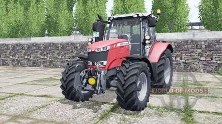 Massey Fergusoɲ 6613 for Farming Simulator 2017