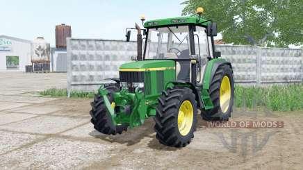 John Deere 6000 for Farming Simulator 2017