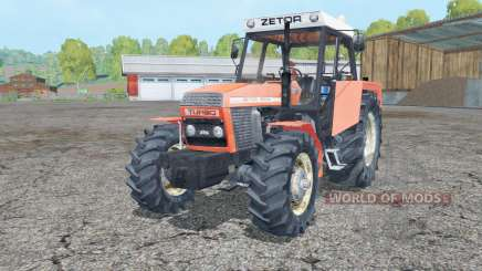 Zetor 12145 forest for Farming Simulator 2015