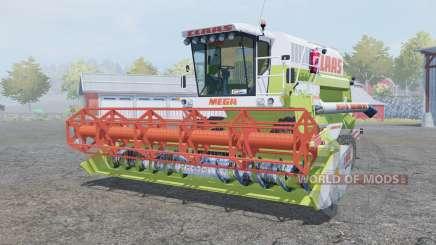 Claas Mega 218 for Farming Simulator 2013