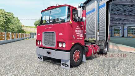 Mack F700 4x2 Day Cab for Euro Truck Simulator 2