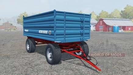 Mengele MZDK 16000 for Farming Simulator 2013