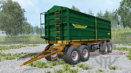 Fuhrmann FF 56000 for Farming Simulator 2015