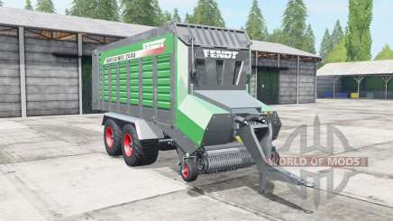 Fendt Varioliner 2440 munsell green for Farming Simulator 2017