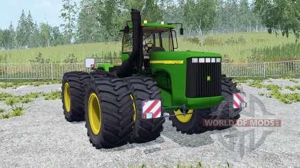 John Deere 9400 turbo for Farming Simulator 2015