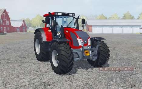 Valtra N163 for Farming Simulator 2013