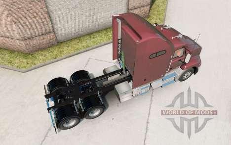 Mack Pinnacle for American Truck Simulator