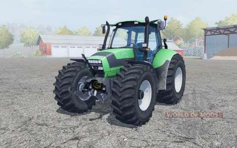 Deutz-Fahr Agrotron 150.7 for Farming Simulator 2013