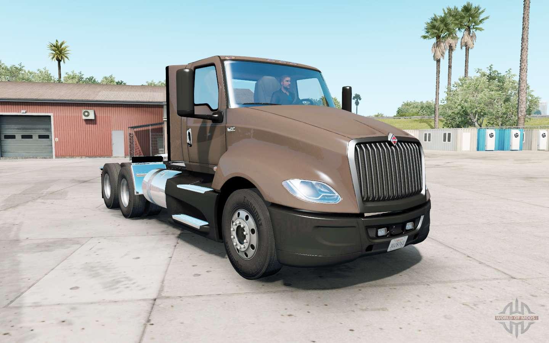 International LT625 Day Cab v1 2 for American Truck Simulator