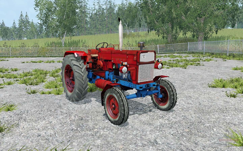 Universal 650 Non Cab For Farming Simulator 2015