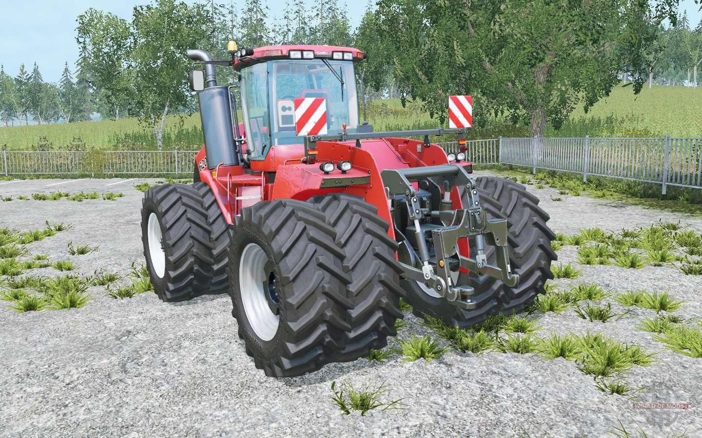 Case IH Steiger 620 Double Wheels For Farming Simulator 2015