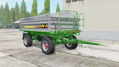 Metaltech DB 8 bombay for Farming Simulator 2017