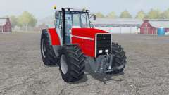 Massey Ferguson 8140 animated element for Farming Simulator 2013