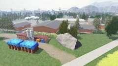 Heubelsburg for Farming Simulator 2013