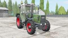 Fendt Favorit 600 LS Turbomatik glade green for Farming Simulator 2017