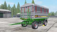Metaltech DB 8 neues design for Farming Simulator 2017