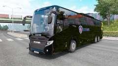 Scania Touring K410 black for Euro Truck Simulator 2