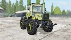Mercedes-Benz Trac 900 Turbo design selection for Farming Simulator 2017