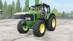 John Deere 7000 Premium for Farming Simulator 2017