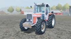 Massey Ferguson 698T 4x4 for Farming Simulator 2013