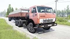 KamAZ-55102 for MudRunner