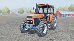 Ursus 914 open doors for Farming Simulator 2013