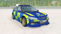 Hirochi Sunburst British Police v0.1 for BeamNG Drive