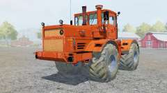 Kirovets K-700A bright orange color for Farming Simulator 2013