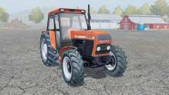 Ursus 1224 movable parts for Farming Simulator 2013