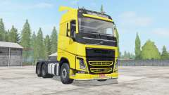 Volvo FH 540 Globetrotter cab for Farming Simulator 2017