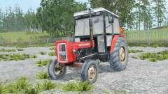 Ursus C-360 coral red for Farming Simulator 2015