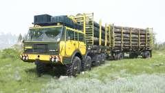 Tatra T813 Kings Off-Road for MudRunner