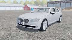 BMW 750Li (F02) open doors for Farming Simulator 2013
