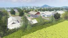 Rislisberg Valley for Farming Simulator 2013