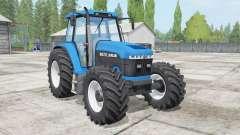 New Holland 8070 for Farming Simulator 2017
